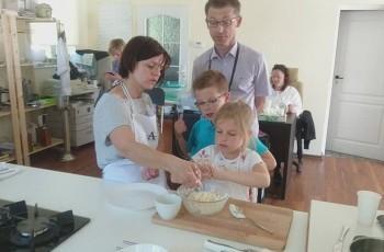 warsztaty kulinarne z okazji dnia dziecka