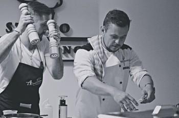 otwarcie studia art cooking